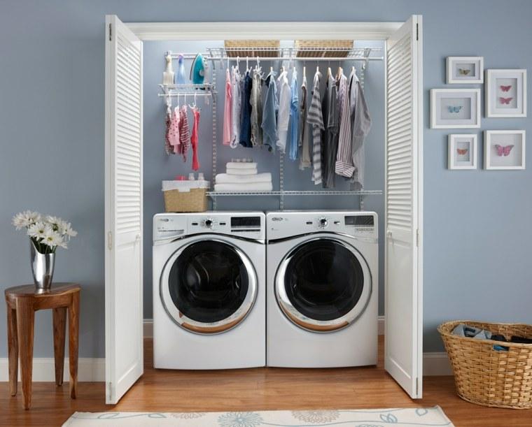 Consejos para organizar el cuarto de la lavadora de manera eficiente