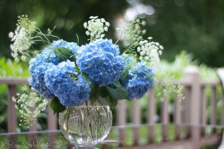 arreglos florales exteriores casa diy