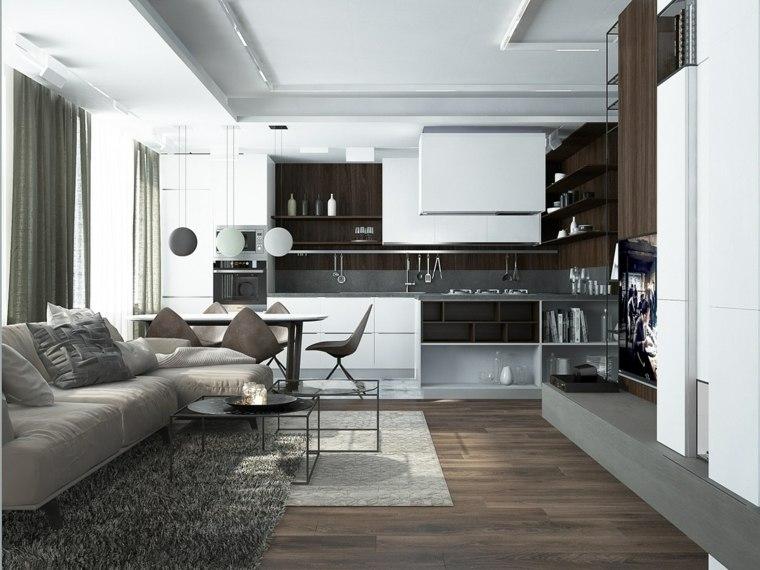 aspectos muebles conceptos colores blanco