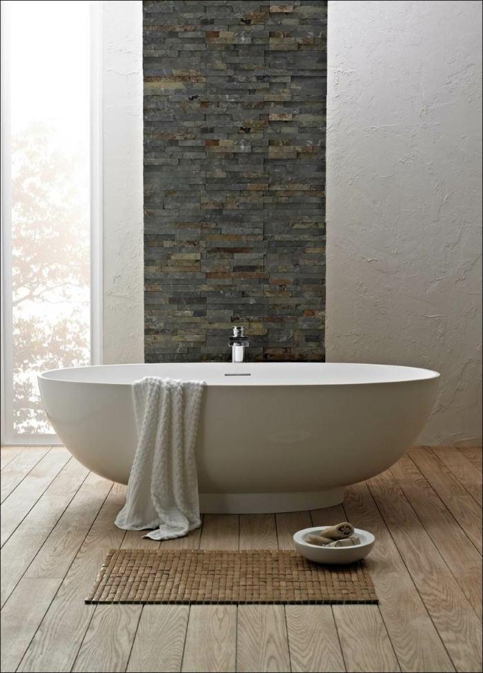 bañeras piedra natural sorprendente toallas