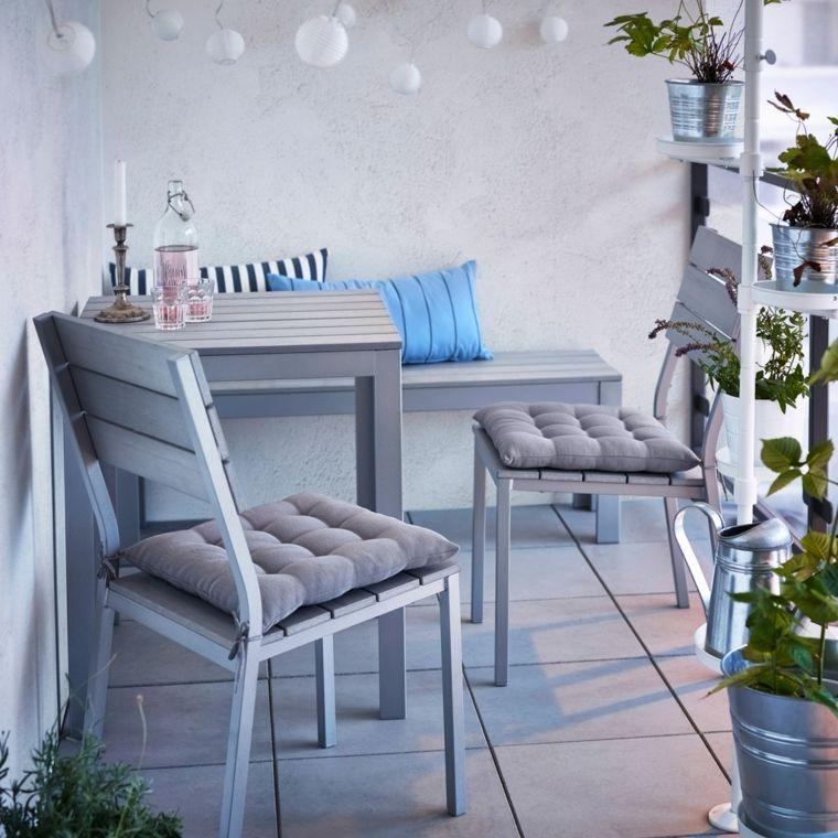 balcones modernos diseno muebles detalles comedor ideas
