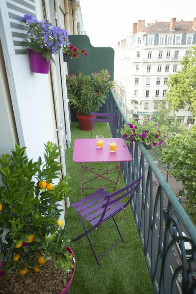 balcones modernos diseno muebles detalles muebles plegables ideas
