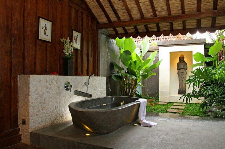 Jardines zen de estilo minimalista   tranquilidad y armonía