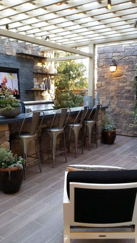 bares cocinas exteriores modernas