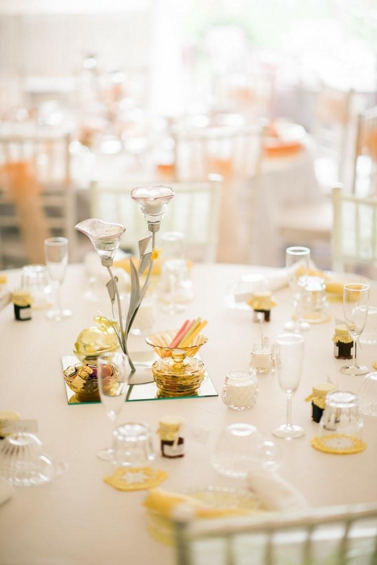 decoracin vintage para bodas elegantes