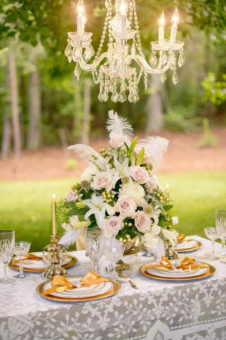 Decoraci n vintage para bodas 27 ideas cl sicas for Ideas y estilos deco