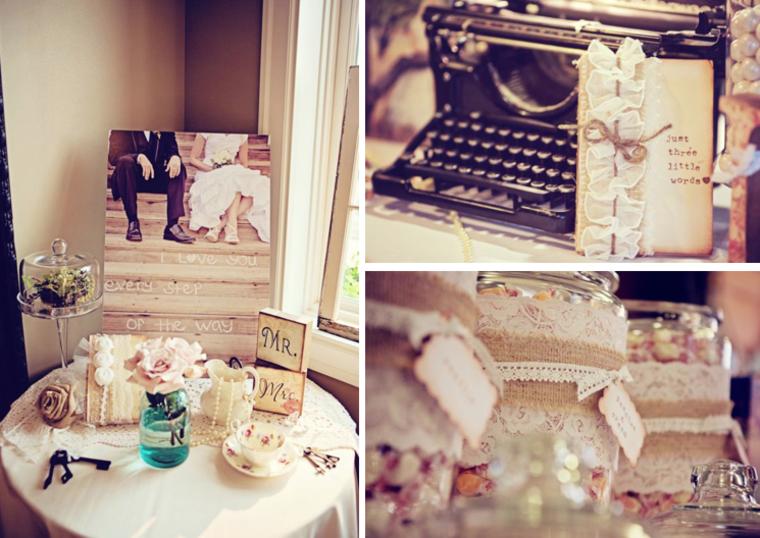 decoracion vintage el estilo m s rom ntico para tu hogar
