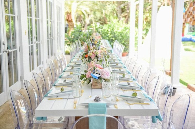 bonita mesa fiesta baby shower