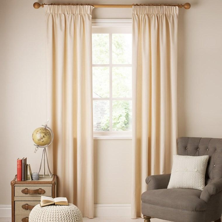 Telas para cortinas pros y contras de las fibras naturales for Cortinas comedor 2016