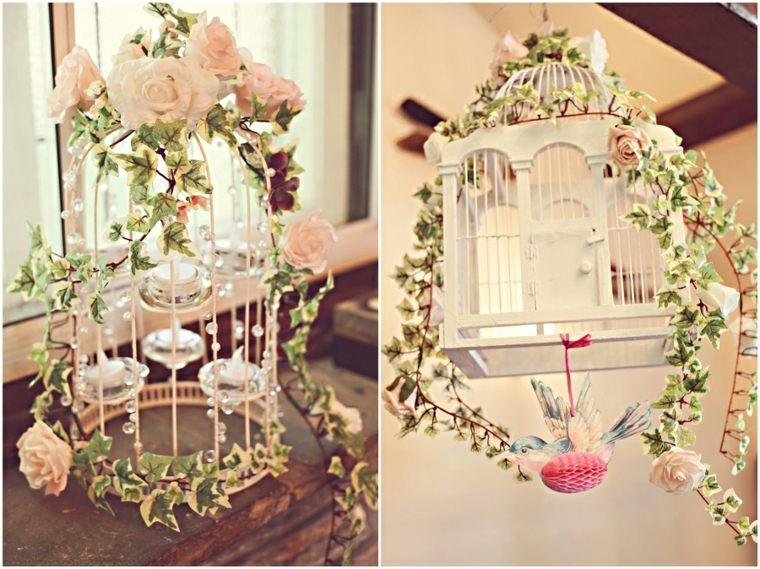 Jaulas Para Decoracion Vintage ~   decoracion vintage puede resultar una tarea m?s sencilla de lo que