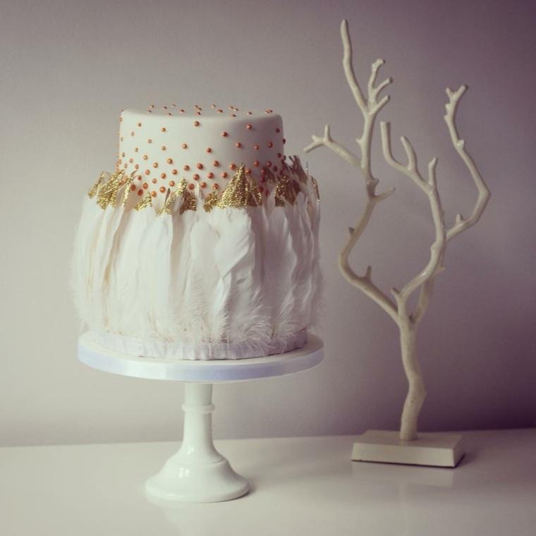 bonito pastel para fiesta baby shower
