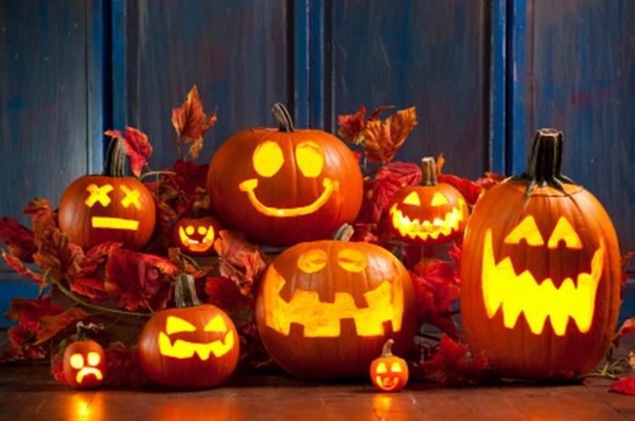 Calabazas decoradas diseos creativos para Halloween