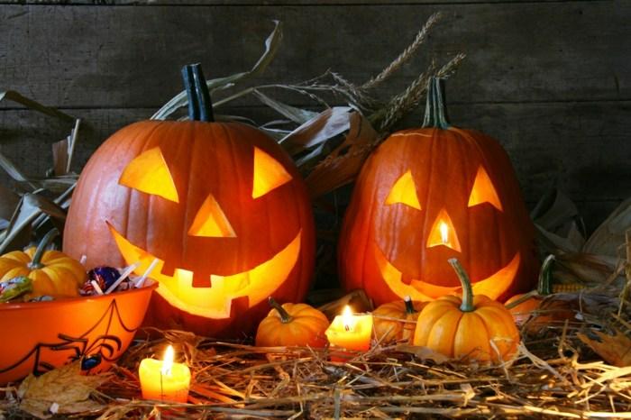 Calabazas decoradas dise os creativos para halloween - Calabazas decoradas ...