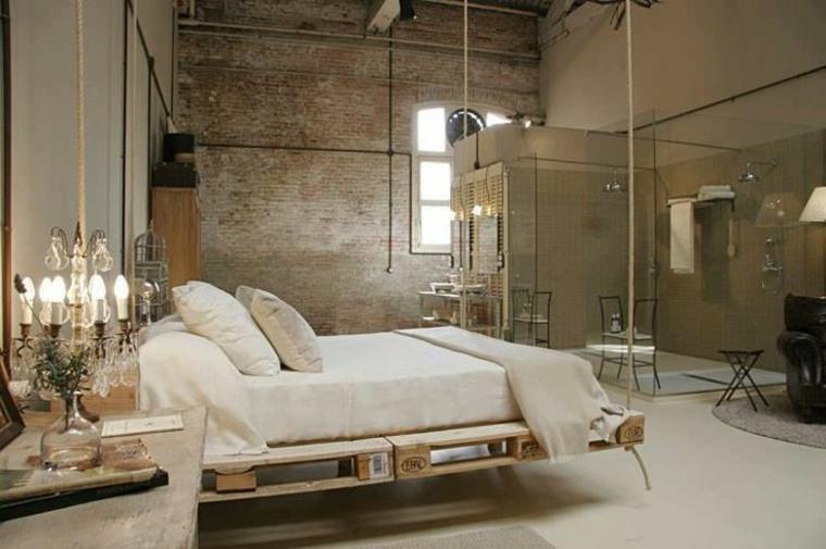 camas colgantes diseno estilo lujoso