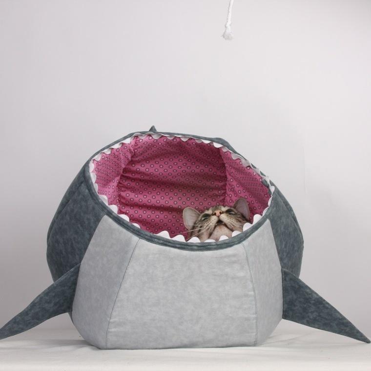 camas de mascotas fauces animal