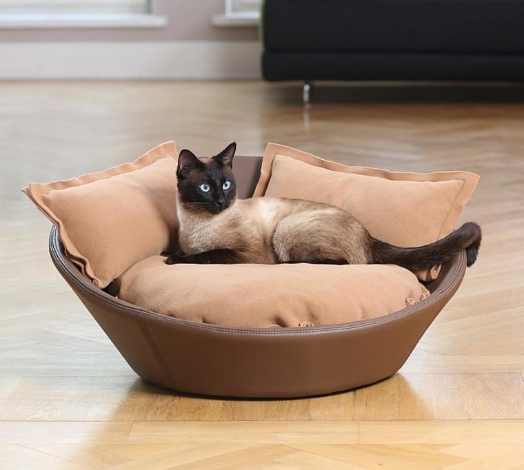Camas para gatos un estilo felino - Camas para gatos ...