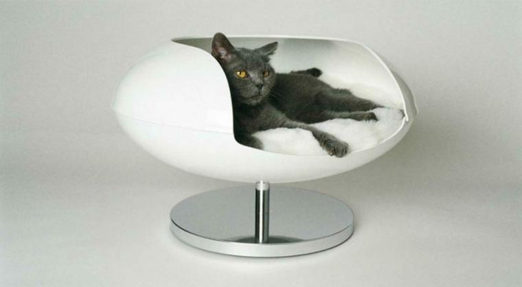 camas para gatos sofá estilo