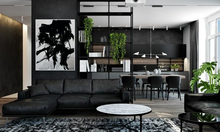 Casas de lujo ideas para espacios abiertos especiales Decoracion de espacios abiertos en casa