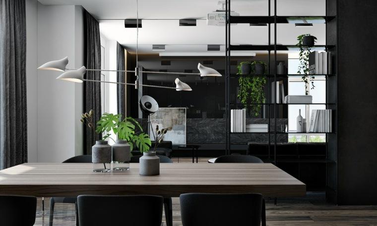 Casas de lujo ideas para espacios abiertos especiales for Interiores casas de lujo