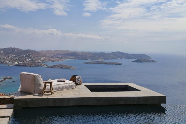 casa de verano mar egeo