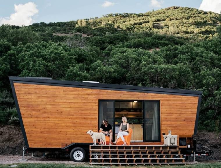 casa ruedas madera transportable opciones diseno ideas