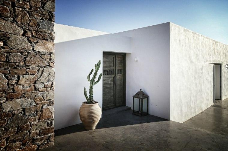 casas para veranear estilo griego