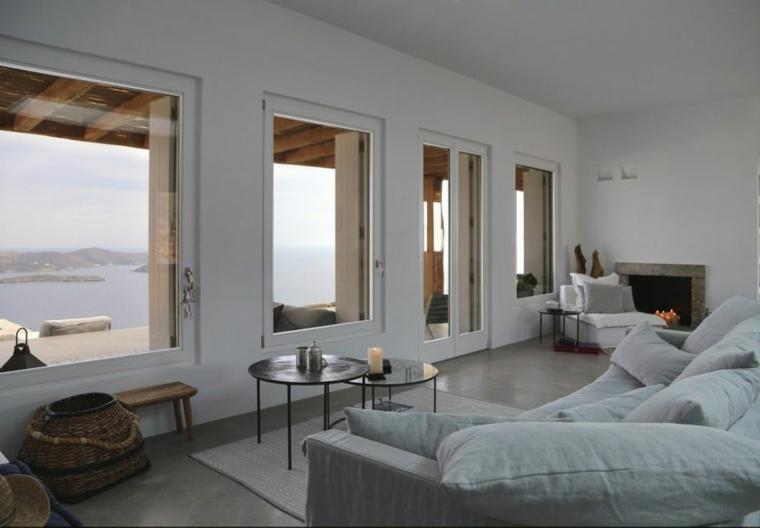 casas para veranear playa egeo