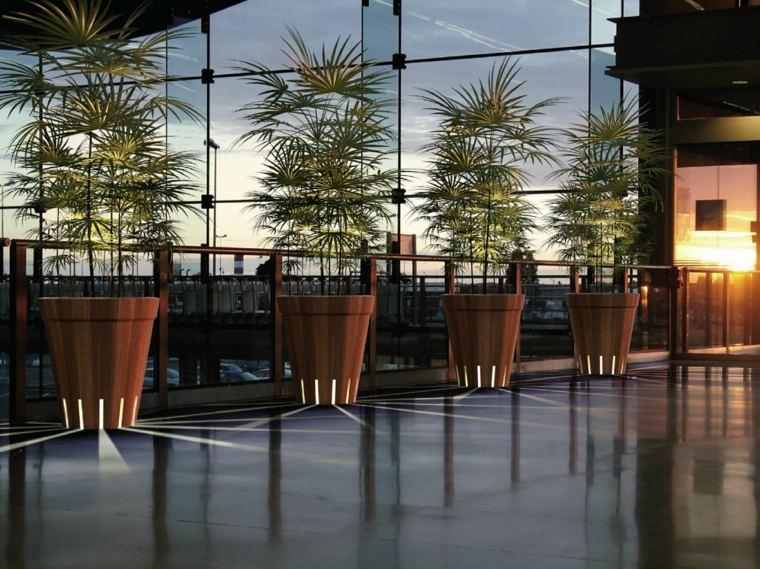 jardineras opciones interesantes terracota modernas