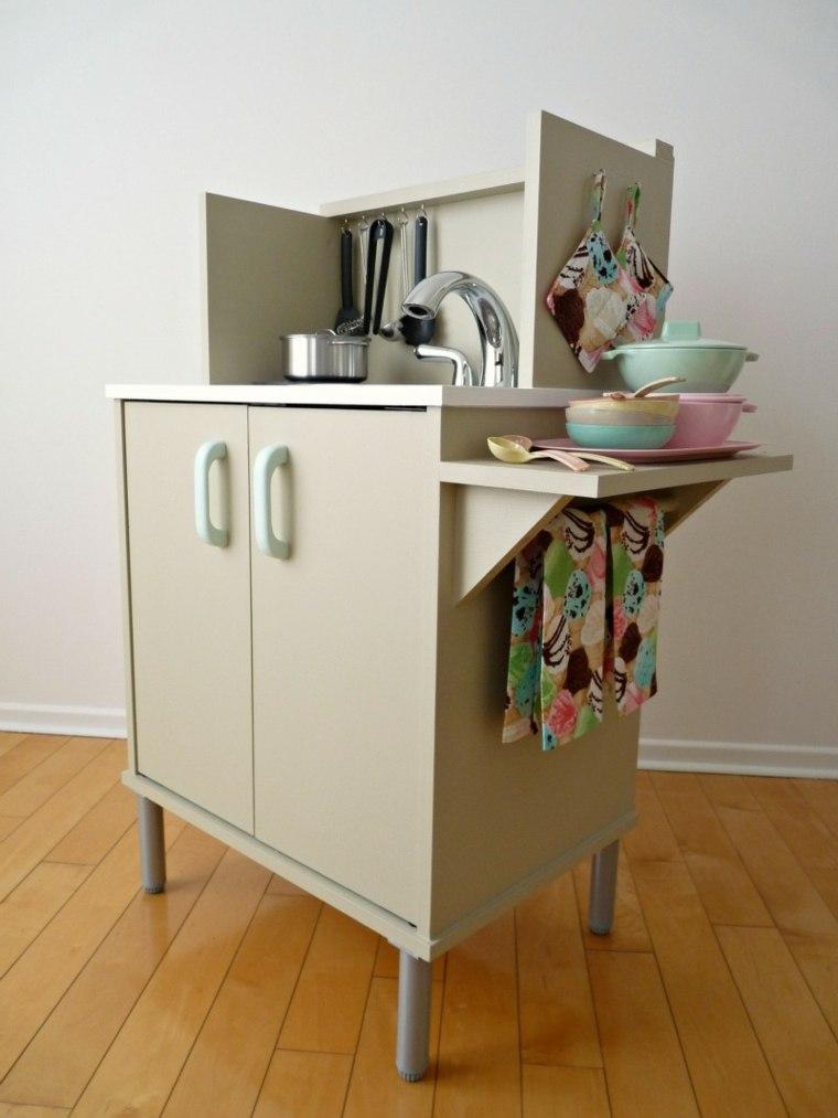 cocina armario bano viejo juegos pequenos ideas