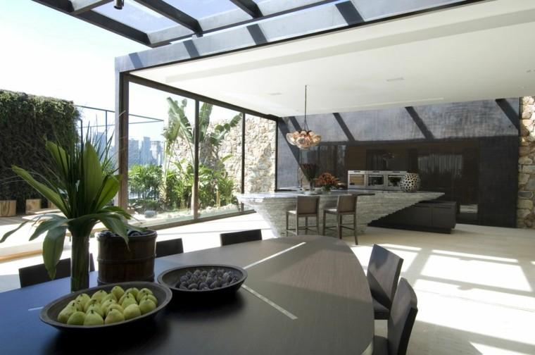 Bares y cocinas en el jard n 24 ideas para inspirarte for Grand designs interior