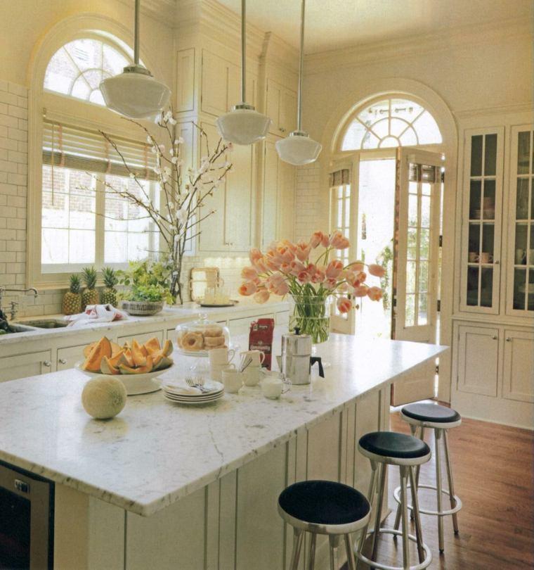 cocina diseno opciones modernas isla ideas detalles decoracion