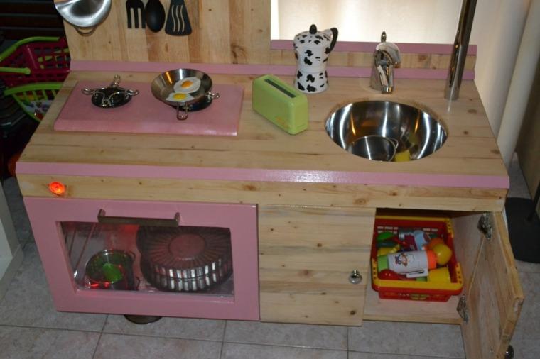 cocina juguete perfectamente equipada juegos ideas