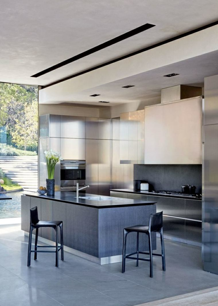 Cocina para todos los amantes del diseño moderno -