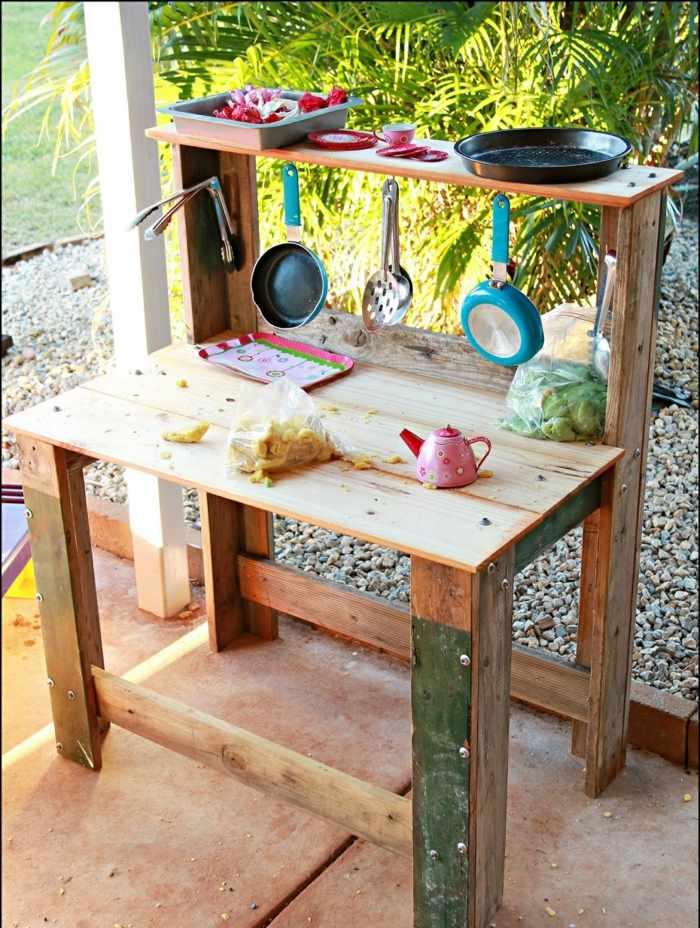 cocinas juguete ninos manualidades madera opciones ideas