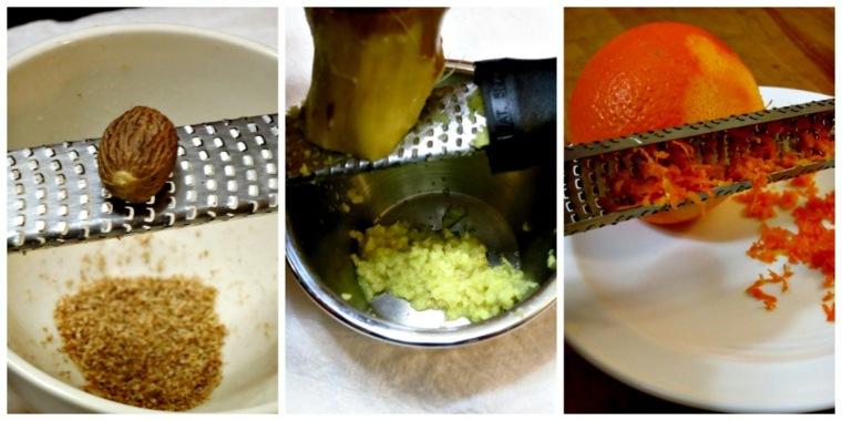 cocinas funcionales rallador