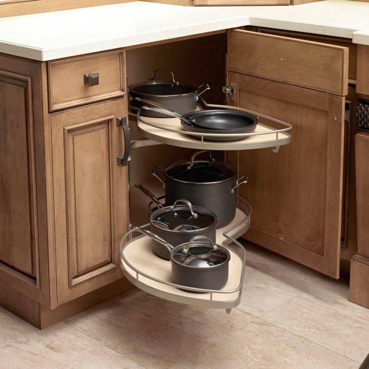 cocinas innovadoras cajones distinta forma
