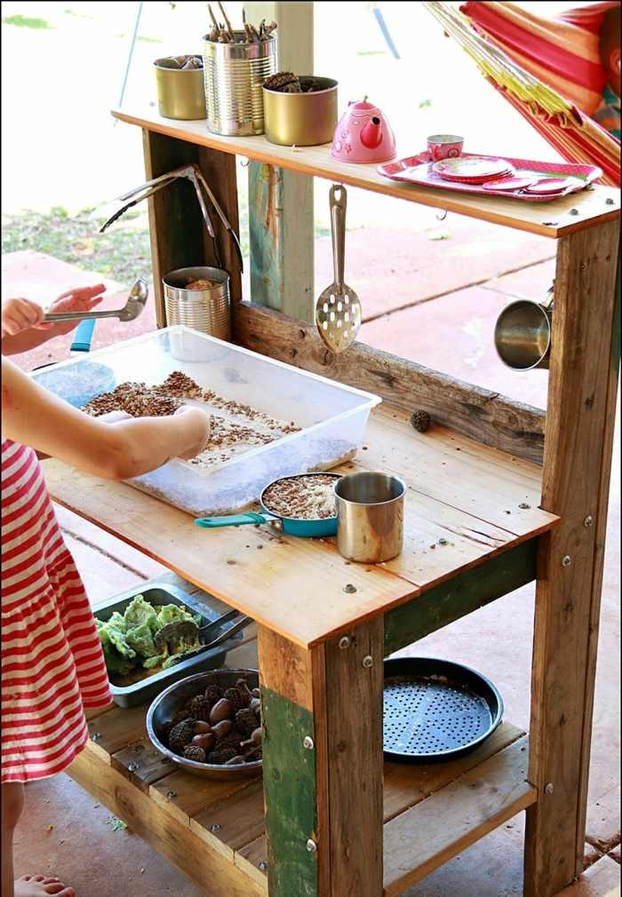cocinas juguete ideas juegos jardin ninos ideas