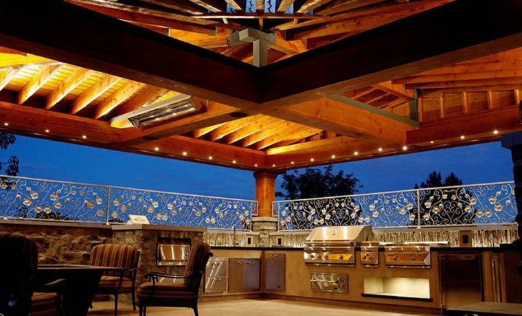 cocinas originales exterior terraza