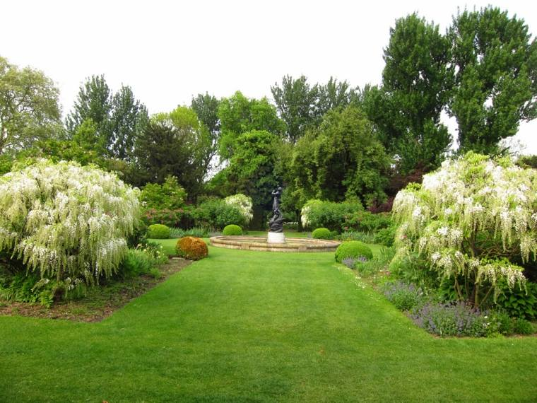 como mantener paisaje jardin bonito