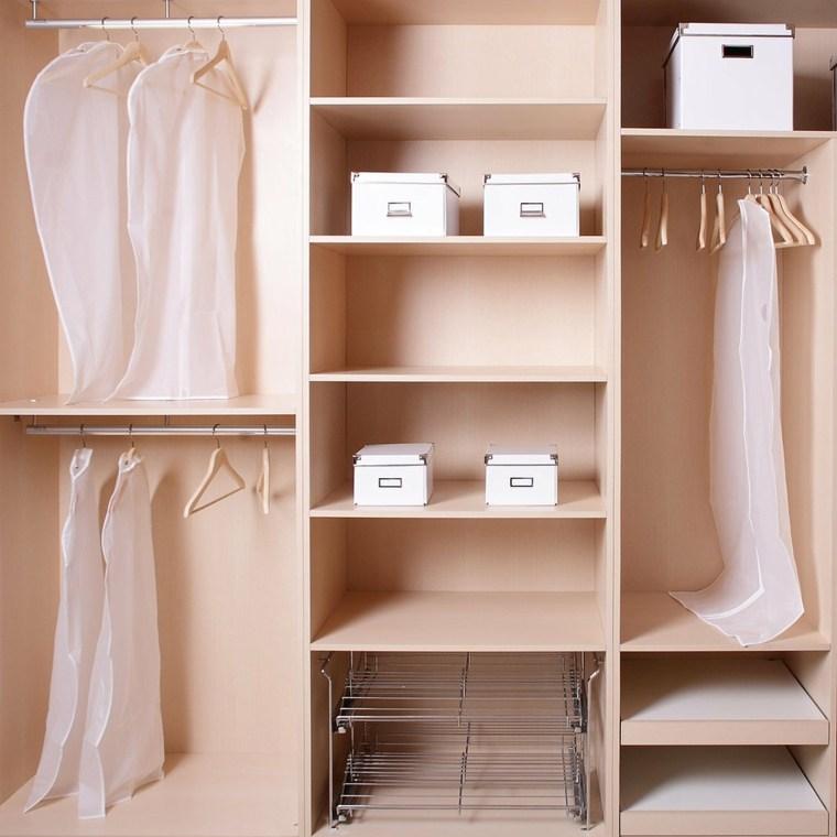 Armarios baratos y pr cticos para nuestro hogar - Como organizar un armario ...