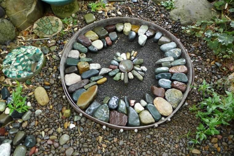 como hacer superficie mosaico