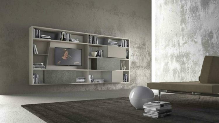 muebles para salon diseños fuentes salones colores flores