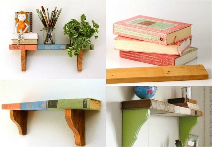 consejos estantes librerias muebles maderas