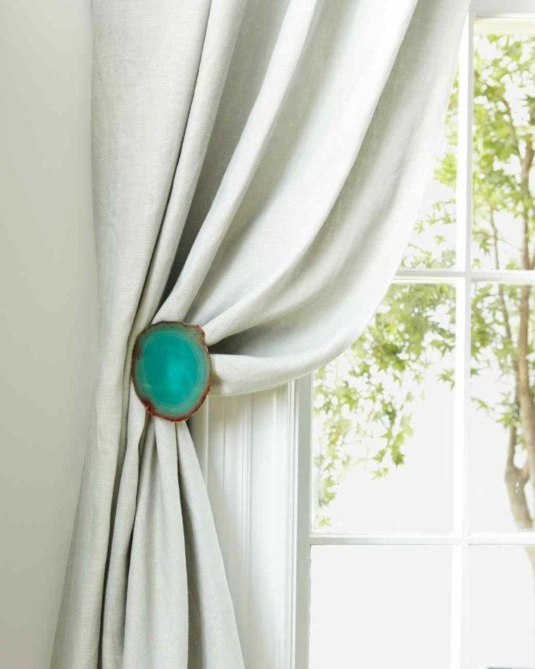 cortinas lujosas decoradas gema