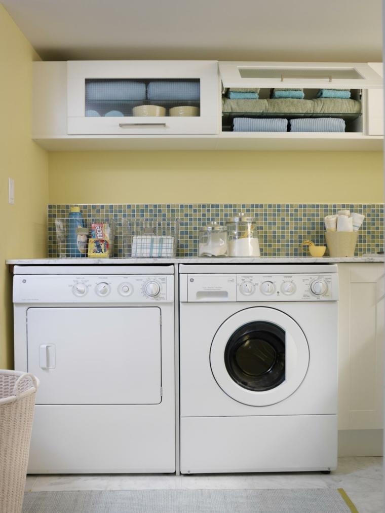 cuarto lavado diseno sencilloo
