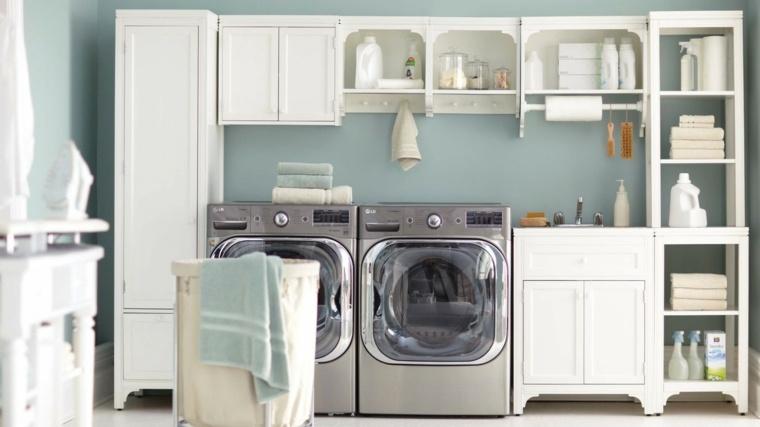 Cuarto de lavado ideas pr cticas para su organizaci n for Cuartos lavaderos