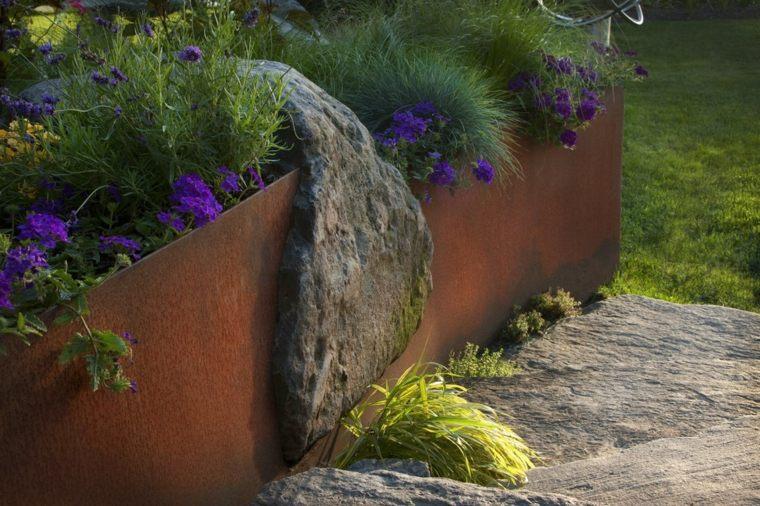 deco-jardin-jardineras-acero