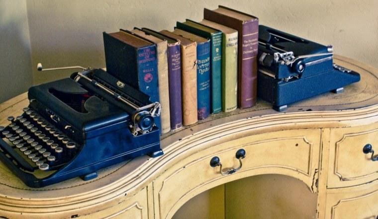 decoración muebles objetos retro