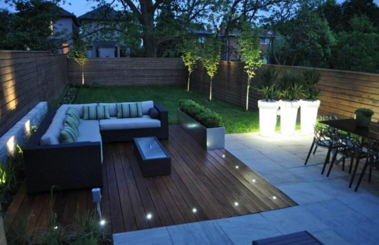 Decoracion patios - diseños paisajísticos que marcan tendencia -