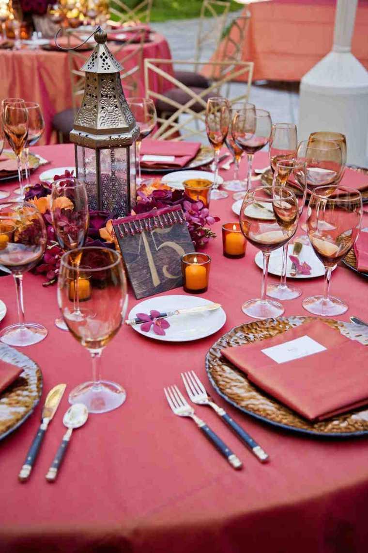 decoracion boda vintage farola opciones modernas ideas
